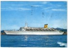 SHIP- T/N EUGENIO COSTA / FROM SPAIN 1968 - Barche