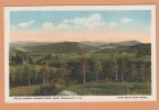 Mont Tremblant ( View From Camp Farm Of Killary Summer Camp ) Quebec Canada Postcard Carte Postale CPA - Other