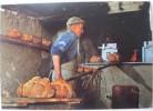 ( Années 1970/80s )   Le Corbier    -   Cuisson Du Pain à VILLAREMBERT - Non Classés