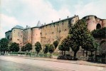 Cpm SEDAN : Le Château Fort 1968 ( 08b22 )carte Photo Dentelée - Sedan