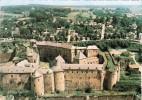 Cpm SEDAN : Le Château Fort 1967 ( 08b21 )carte Photo Dentelée - Sedan