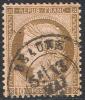 # France   60 Used,  SCV$ 12.00,   (fr060-2,  Michel 52 - 1871-1875 Ceres