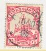 Germany East Africa 24   (o)  KILWA  Type I Cd. - Colony: German East Africa