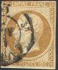 # France   14b, Used,  SCV$ 25.00   (fr014-5, Michel 12.II - 1853-1860 Napoleon III