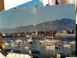 MARINA CARRARA PORTO E NAVE SHIP CARGO  MARISPED  VB1974 DN3754 - Carrara