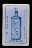 Speelkaart  ( 505 ) Wijnen Wijn Likeuren Likeur Vins Vin Liqueur Distillerie Stokerij : E. SAUTE BRUXELLES - Speelkaarten