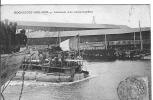 Rochefort- Sur-Mer _ Lancement D'un Contre-torpilleur _ - France
