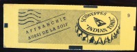 "FRANCE Carnet  2614-C 4 Marianne De Briat ""SCHWEPPES"" - Uso Corrente"