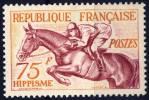 FRANCE  Yvert 965 * Avec Charniere - Hinged (hippisme) - France