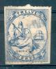 LIBERIA 1860 YVERT NR. 2 SOLD AS IS
