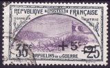 5514# Y&T N° 166 Obl ORPHELINS DE GUERRE SURCHARGE Cote 16.50 Euros - Usati