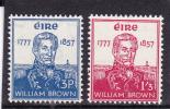 IRLANDE - YVERT N° 132/133 ** - COTE = 49 EUROS - Unused Stamps