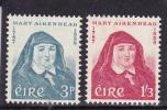 IRLANDE - YVERT N° 138/9 ** - COTE = 28 EUROS - Unused Stamps