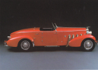 Duesenberg Speedstar 1933 - Voitures De Tourisme