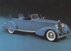 Packard Sport Pheaton 1934 - Voitures De Tourisme