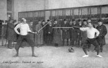 THEMES - SPORTS - Les Sports - Assaut Au Sabre - Fencing