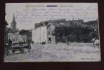 Environs De Pont-à-Mousson, L'entrée Du Village, Cheval, Charrette, Hôtel - Dieulouard