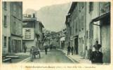 01 SAINT-RAMBERT-en-BUGEY Le Haut De La Ville  Grande Rue - Zonder Classificatie