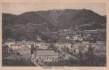 CARAGNA CALIZZANO SAVONA LIGURIA PANORAMA VG 12-10-1937 AUTENTIQUE ORIGINALE D´EPOCA 100%-VEDI DESCRIZIONE- - Savona