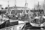 LORIENT GROIX (56) Bateau De Peche De L'Ile De Groix Dans Le Port De Lorient - Groix