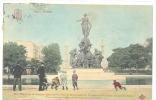 75 // PARIS XII ème , Place De La Nation, Vu Du Monument Du Triomphe De La République De Dalou N° 221 / ANIMEE, Colorisé - District 12