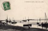 Pleubian: Matin Calme Au Sillon. Cpa Animée En Excellent état - Pleubian