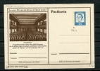 Germany 1963 Postal Stationary Card Unused Martin Luther - [7] Federal Republic