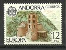 Andorra - 1978 - ( St. Juan De Caselles ) - MNH** - Schlösser U. Burgen