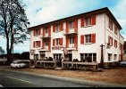 CARTE POSTALE DE GERBEPAL - HOTEL BAR RESTAURANT  AU RELAIS DES OISEAUX - France