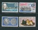 Monaco Timbres Neuf ** De 1980  N°1229  A 1232 Gomme Parfaite - Ungebraucht