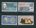 Monaco Timbres Neuf ** De 1980  N°1229  A 1232 Gomme Parfaite - Nuovi