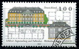 BRD - Mi 1913 -  OO Gestempelt (C) - 100Pf           Schlösser - BRD