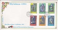 Zimbabwe -1994 Christmas FDC - Zimbabwe (1980-...)