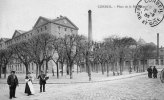 CPA Animée -(91)  CORBEIL -  PLACE DE LA REPUBLIQUE - Y1926 - Corbeil Essonnes