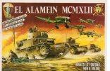 50°   ANNIVERSARIO     BATTAGLIA    EL  ALAMEIN     1942 / 1992 - Reggimenti