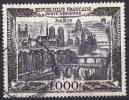 5551# Y&T POSTE AERIENNE N° 29 Oblitéré VUE DE PARIS Cote : 30 Euros - Posta Aerea
