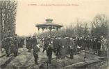 Reims : Jour De Musique Au Kiosque Des Marronniers . 2 Scans. - Reims