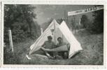 CARTOLINA FORMATO PICCOLO GRUPPO GIOVANILE ANNIBALE FOSCARI GREBOBLE ANNO 1934 ISERE FRANCIA - Grenoble