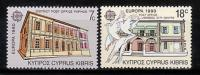 Cyprus Sc755-6 Europa, Post Office - Europa-CEPT
