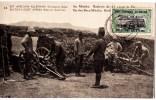 BATTERIE DE 47 AU MITOKO EST AFRICAIN ALLEMAND ENTIER POSTAL OCCUPATION BELGIQUE GUERRE DUITSCH OOST AFRIKA - Guerres - Autres