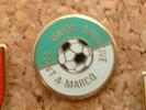 PIN´S FOOTBALL U.S PONT A MARCQ - NORD 59 - Football