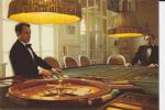 CPSM DEAUVILLE CALVADOS La Roulette Du Casino Croupier - Deauville