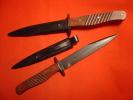 COUTEAU DE BOTTE ALLEMAND - Knives/Swords