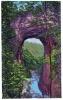 N°22 H   THE NATURAL BRIDGE IN WINTER VIRGINIA WEST VIEW - Virginia Beach