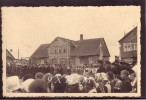1930's Lithuania Lituanie Photo Foto Original Ylakiai (?) Wodden School Lot #11197 - Lithuania