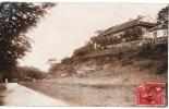 CARTE PHOTO : QUANG-YEN QUANG-NINH VILLA D´UN COLON CANONS COCHINCHINE VIET-NAM INDOCHINE 1909 - Vietnam