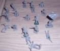 """Petits Soldats 1/72""""Infanterie Soviétique WWII""""/20 Pièces/Airfix-Atlantic-Esci/armée Rouge/guerre/Front De L'Est - Militari"""