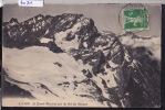 Le Grand-Muveran Pris Du Col Des Chamois ; Affranchi Au Verso, Cachet De Boncourt  (7031) - VD Waadt