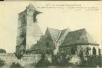 VILLERS-au-BOIS - L'Eglise Bombardée Par Les Allemands - Autres Communes