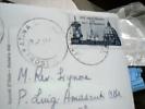 STORIA POSTALE ITALAI CARD 25 L  XXX  PATTI LATERANENSI  VB1959 28 04 DN4024 - 6. 1946-.. Repubblica